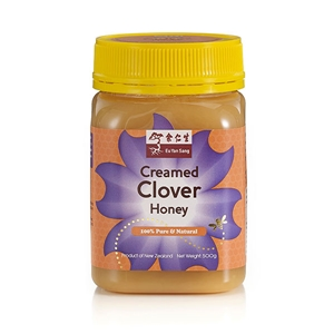 Creamed Clover Honey