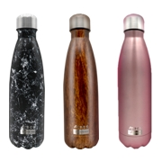 Stainless Steel Bottle 500ml Select Your Color